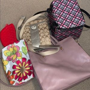 Purses and Cosmetic Bags